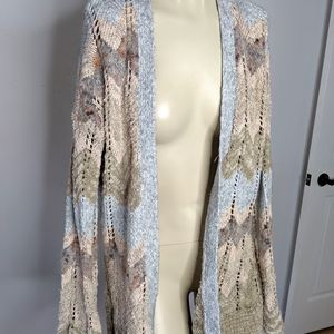 ANTHROPOLOGIE Meadow Rue - cardigan